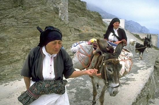 Women of Karpathos