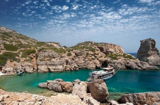 Protected area of Northern Karpathos - Saria